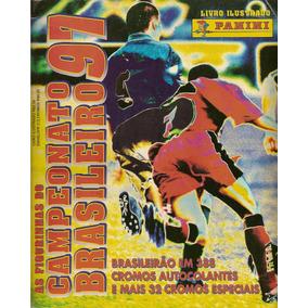 Álbum De Figurinha Digitalizado Campeonato Brasilerio 1997