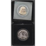 Moneda De Colombia De 5000 Pesos Madre Laura Con Estuche