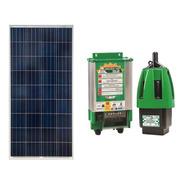 Kit Bomba Poço Anauger P100 + Placa Solar 340w + Par Mc4