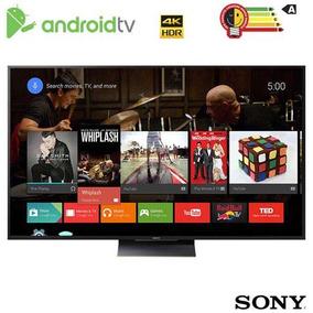 Smarttv 4k 3d Sony 75 Tv 1440 4k X-reality Pro Xbr-75z9d