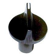 Perilla Para Calefactor Inpopar 2000 Negra Varilla 1/2 Caña
