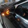 Cruce Led Direccional Auto Luz Retrovisor Accesorio Tunning