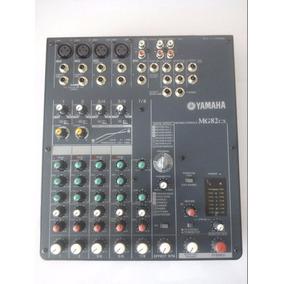 Consola Yamaha Mg82cx 8 Canales Con Efectos Nuevo Original