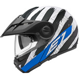 Casco Rebatible Cross Schuberth E1 Hunter Xl 100% Aleman