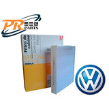 Filtro Ar Condicionado Vw Polo Sedan Confortline 1.6 8v 2010