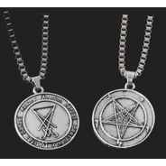 Collar Lucifer Pentecostal Serie Morningstar
