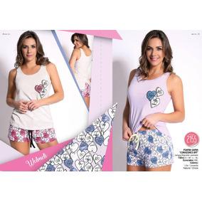 69275013f9 Woll Meli Pijamas Verano Varios Talles Ropa Ninas - Pijamas de Mujer ...