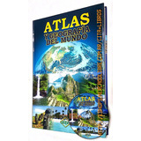 Libro Atlas Y Geografía Del Mundo Año 2016 Con Cd Rom Lexus