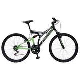Bicicleta De Montaña Benotto Rush R26 21 V Doble Suspencion