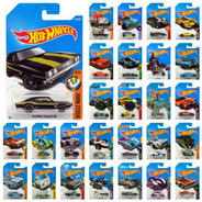 Kit Carrinhos Hot Wheels Veículos Básicos Com 10 Mattel