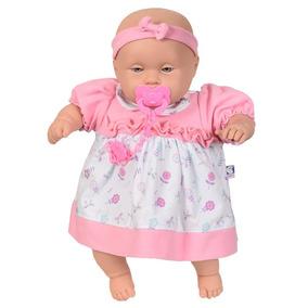 Boneca Bebe Bolofos 120 Frases Cotiplas - 2071