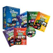 Coleção Disney Escola Mágica  1º A 5º Ano Ensino Fundamental