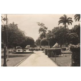 Rj - Miracema - Praça Pública Em 03/11/1962 Autografado