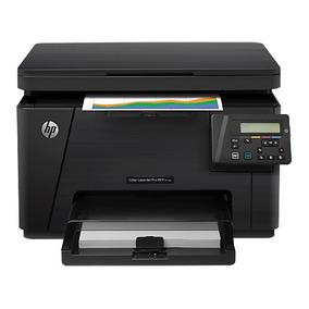 Impresora Multifunción Color Hp Laserjet Pro M176n (cf547a)