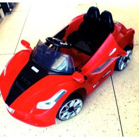 Carros Recargables Para Niños
