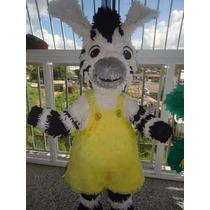 Piñata Zou La Cebra Y Poc El Pajarito