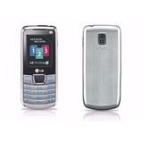 Celular Lg Tri Chip Mod A290, Pronta Entrega