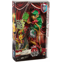 Jinafire Monster High Freak Du Chic Mattel