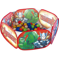 Piscina De Bolinhas Avengers