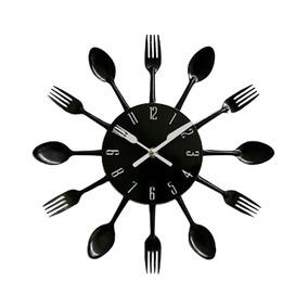 Reloj De Pared Cuchara en Mercado Libre México