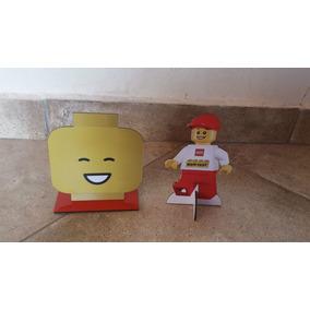 Totens Lego - Festa Kit Com 5 Pecas