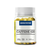 Termogenico Cafeína Newnutrition 420mg 60 Caps