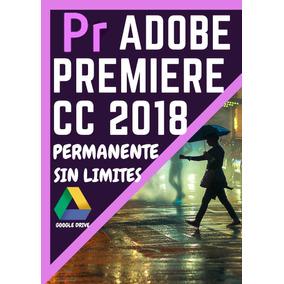 A,dobe Premiere Pro Cc 2.018 -- Full Español Windows