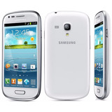 Samsung Galaxy S3 Mini 8gb Desbloqueado Original Vitrine