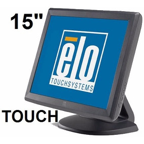 Monitor Elo Touch Screen 15 Mod. 1509l