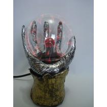 Globo De Plasma Garra Mão Plasma Sphere Bola De Cristal