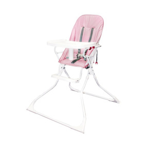 Cadeira Para Alimentação Hercules Rosa