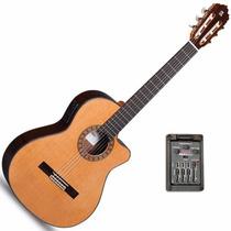 Guitarra Alhambra 6p Cw E2 - (estilo José González)
