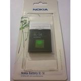 Bateria Nokia Bl-5k Bl 5k N85 N86 8gb C7 X7 Orig Gtia Centro