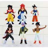 Son Goku Gojeta Dragon Ball Z Trunks Ubb Vegeta Sayajim 4