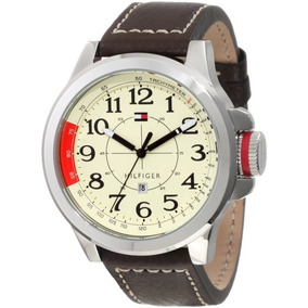Reloj Tommy Hilfiger Th 1790844 Cuero Envio Gratis