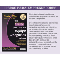 Libro El Abc Para Crear Un Equipo De Negocios Exitoso Pdf