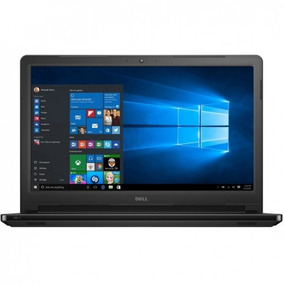 Notebook Dell Inspiron I5566 I3 1tb 6gb 15.6 Touch Windows10