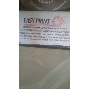 Limpiador Para Goma Easy Print 1lt Tampografía