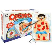 Jogo Operando Mini Operation Doctor Games Hs