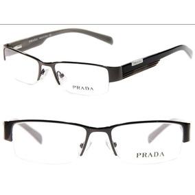 Armação Masc/fem Importada Para Óculos De Grau - Italiana