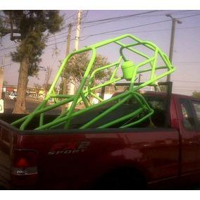 Estructura Tubular Jaula Arenero Buggy Vw Sedan Todo Terreno