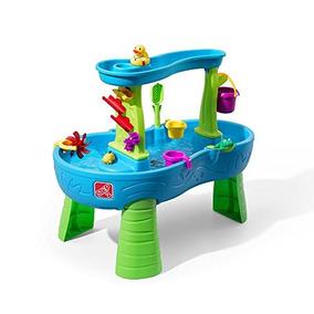 Step2 Duchas De Lluvia Splash Pond Water Table Playset