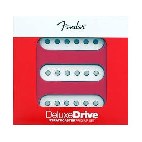 Captador Fender Deluxe Drive Set C/ 3 + Black Friday