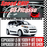 Chip De Potência - Citroen C3 Picasso Power By Speed Chip