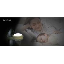 Luz Quarto Bebê Bivolt · Sensor De Presença · 01 Unidade