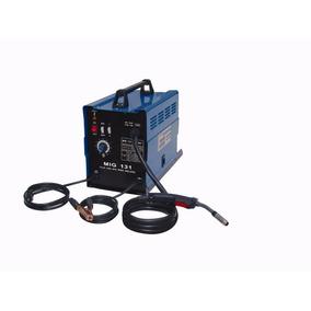 Soldadora Microalambre 90 Amp 110 V Dual (con Y Sin Gas)