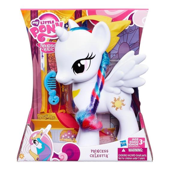 Figura My Peque?o Pony Hasbro B0368 Peine 20 Cm