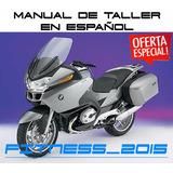 Manual Taller Diagramas Eléctricos Moto Bmw R 1200rt Español