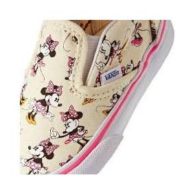 Tenis Vans Disney Minnie Mouse