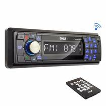 Plmr17btb - Pyle Estereo Marino Nautico Bluetooth 60w X 4